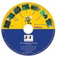 CD Sticker label