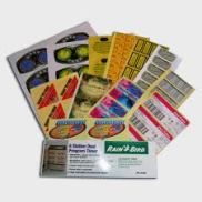 sticky labels